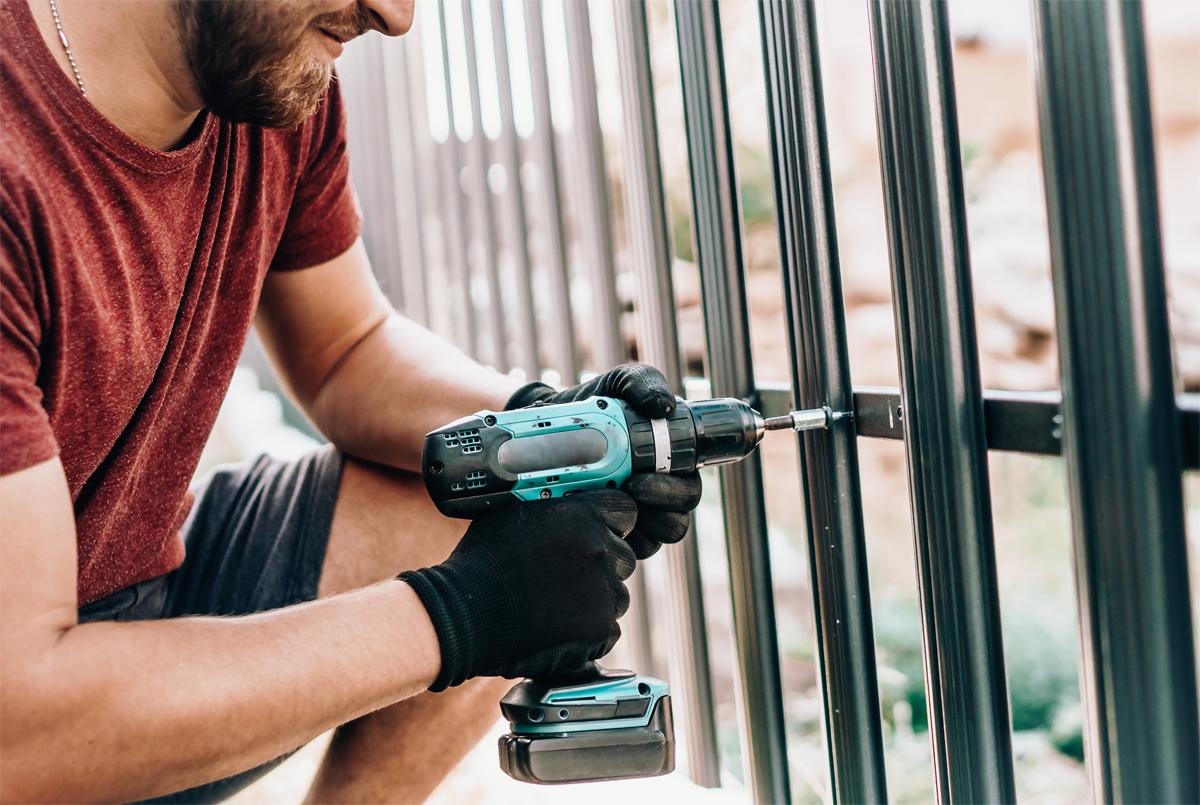 Aluminum Fenceing